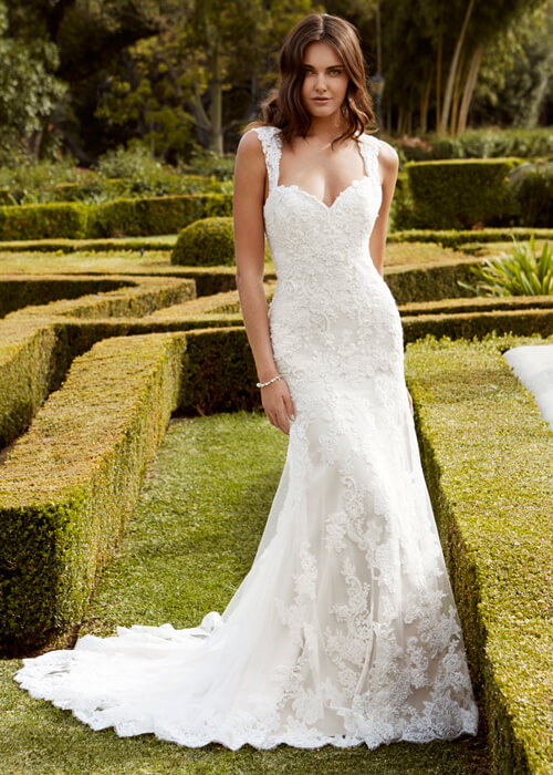 Blue Enzoani Wedding Dress For  : Blue by enzoani la belle ang?le